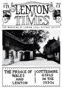 Lenton Times - Issue 13