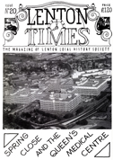 Front cover of Issue 20 - Lenton Times