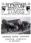 Lenton Times - Issue 21