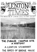 Lenton Times - Issue 22