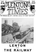 The cover of Lenton Times - Issue 26