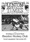 Lenton Times - Issue 30