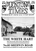 Front cover of Issue 37 - Lenton Times