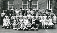 Lenton Junior School 1954