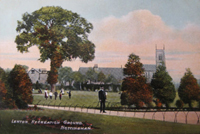 Lenton Recreation Ground