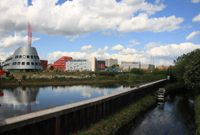 River Leen and Jubilee Campus